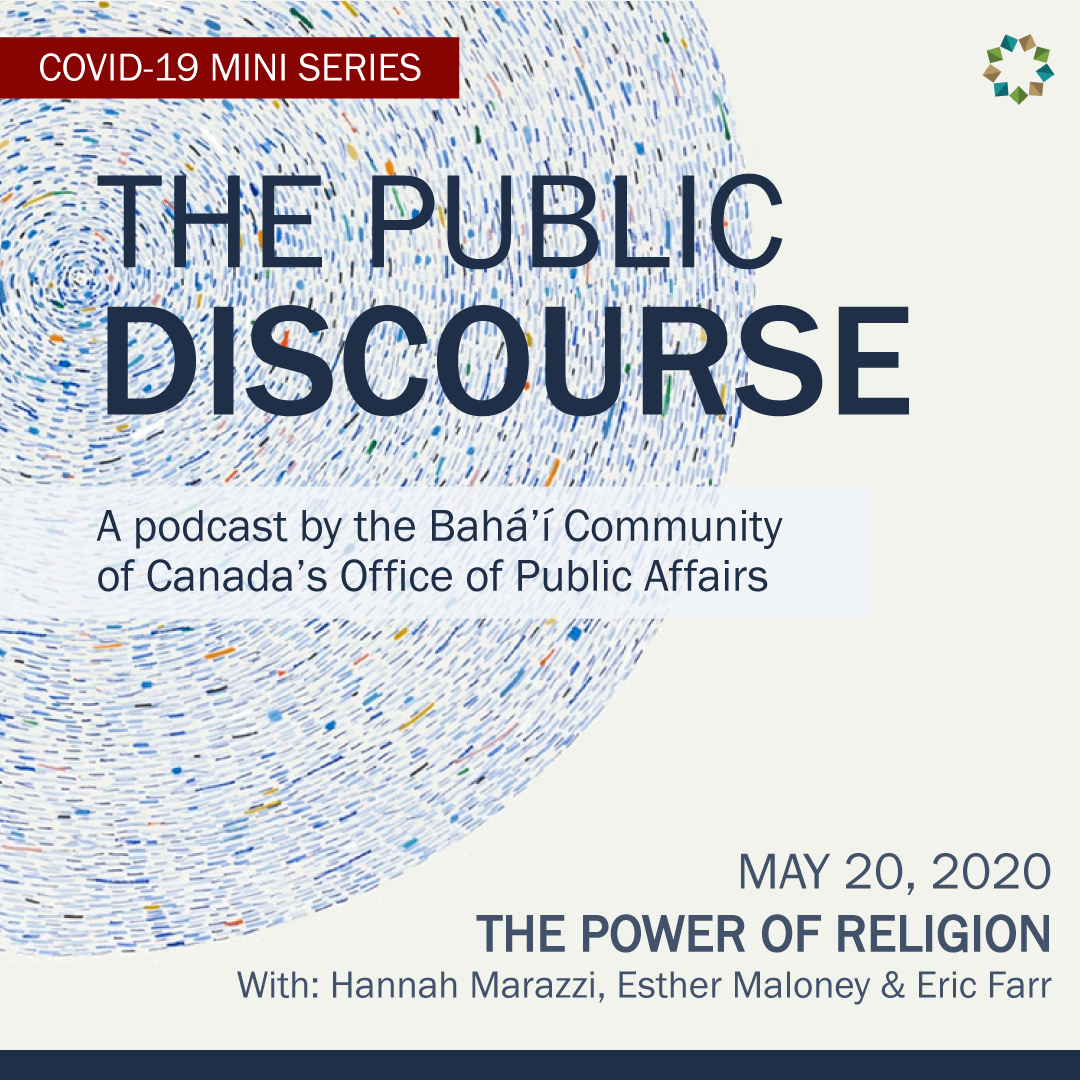 The public discourse ep2. the power of religion 1080x1080